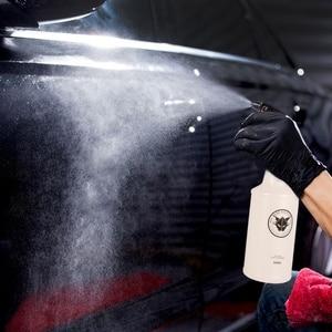 Image 5 - 1Pcs מקצועי ultra בסדר מים ערפל מרסס זרבובית HDPE כימי עמיד מרסס עבור QD נוזל אוטומטי פירוט (ללא בקבוק)