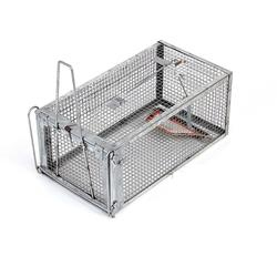 AsyPets Live Animal Humane Trap Catch Rats Mouse Mice Trap Rat Killer Single Door -30