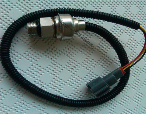 Pressure sensor,889-30539002 for Kato HD820I,HD820III excavator,top quality,exported to Sweden