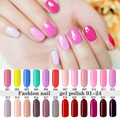 132 Colors 10ML Gel Nail Polish LED UV Gel Long Lasting Soak-off Gel Varnish Beauty Nails Polish Gel Lacquer