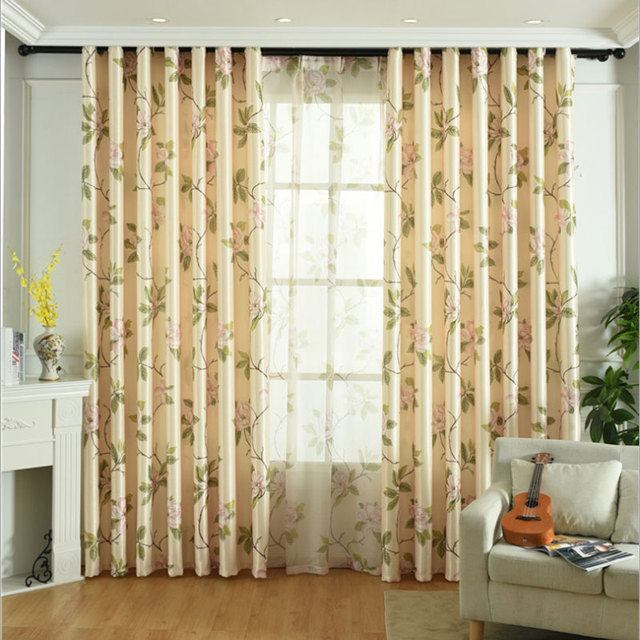 Farmhouse Style Blackout Curtains For Living Room Bedroom Children Boys  Girls Cartoon Window Shade Screens 0115