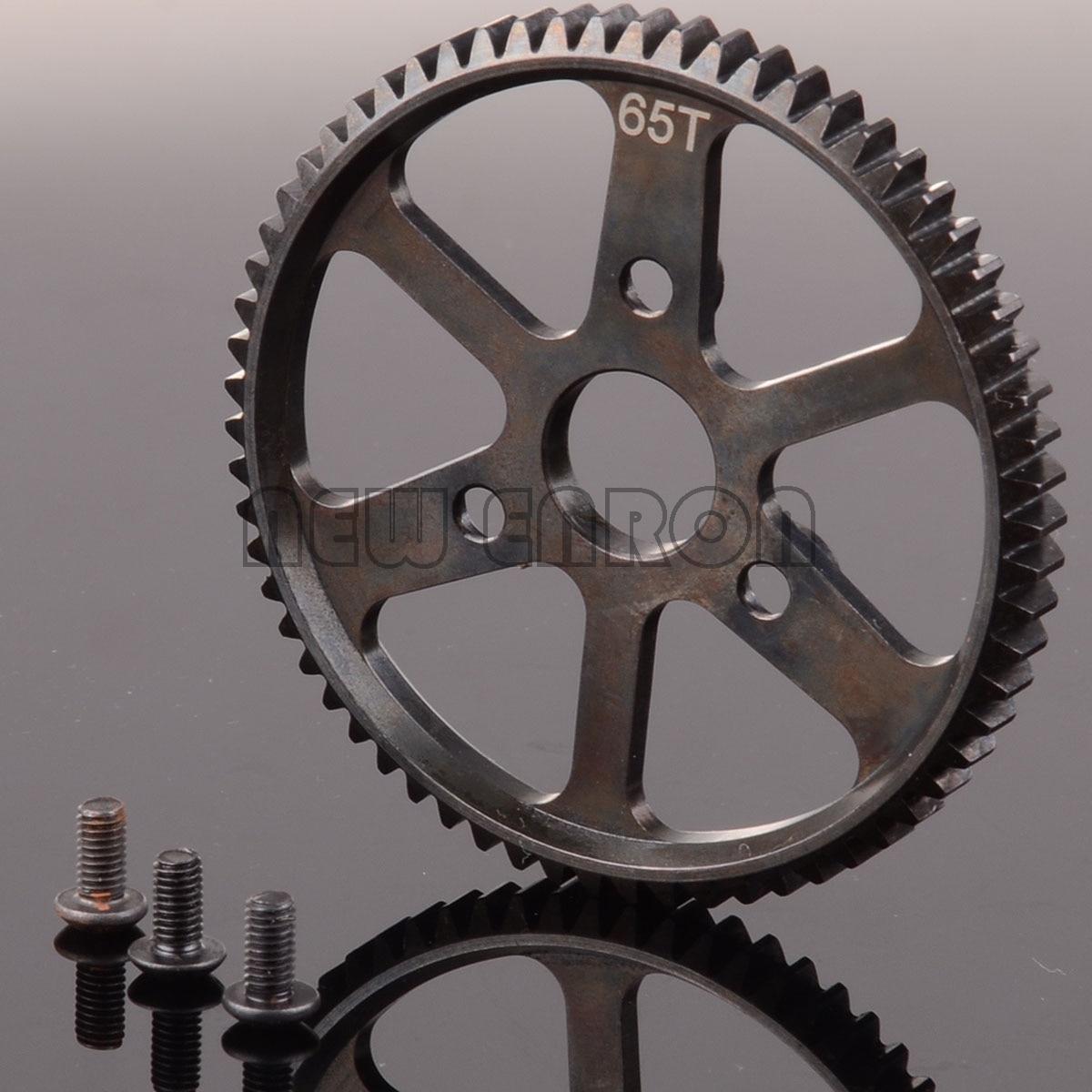HD HARD STEEL MAIN GEAR 54T for Traxxas Stampede 4X4 Steel Main Gear