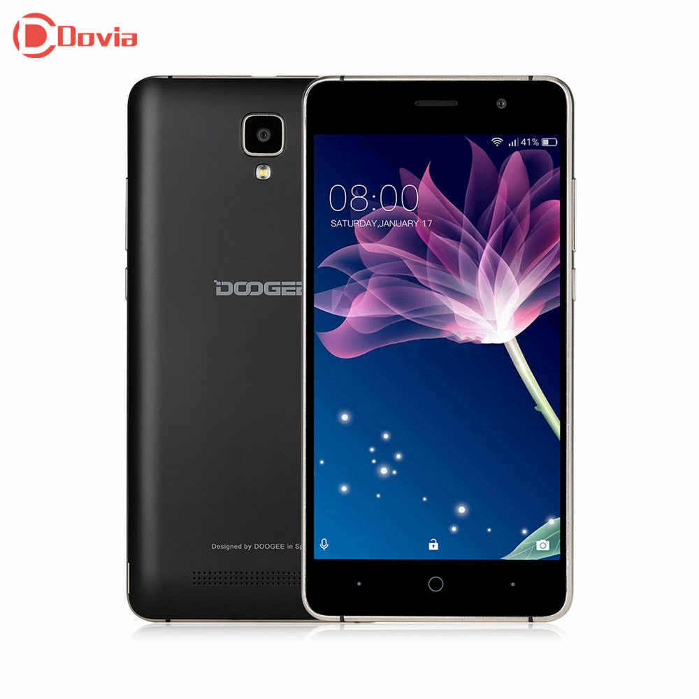 Doogee X10 3G Smartphone 5 0 inch Android 6 0 MTK6570 Dual Core 512MB RAM 8GB