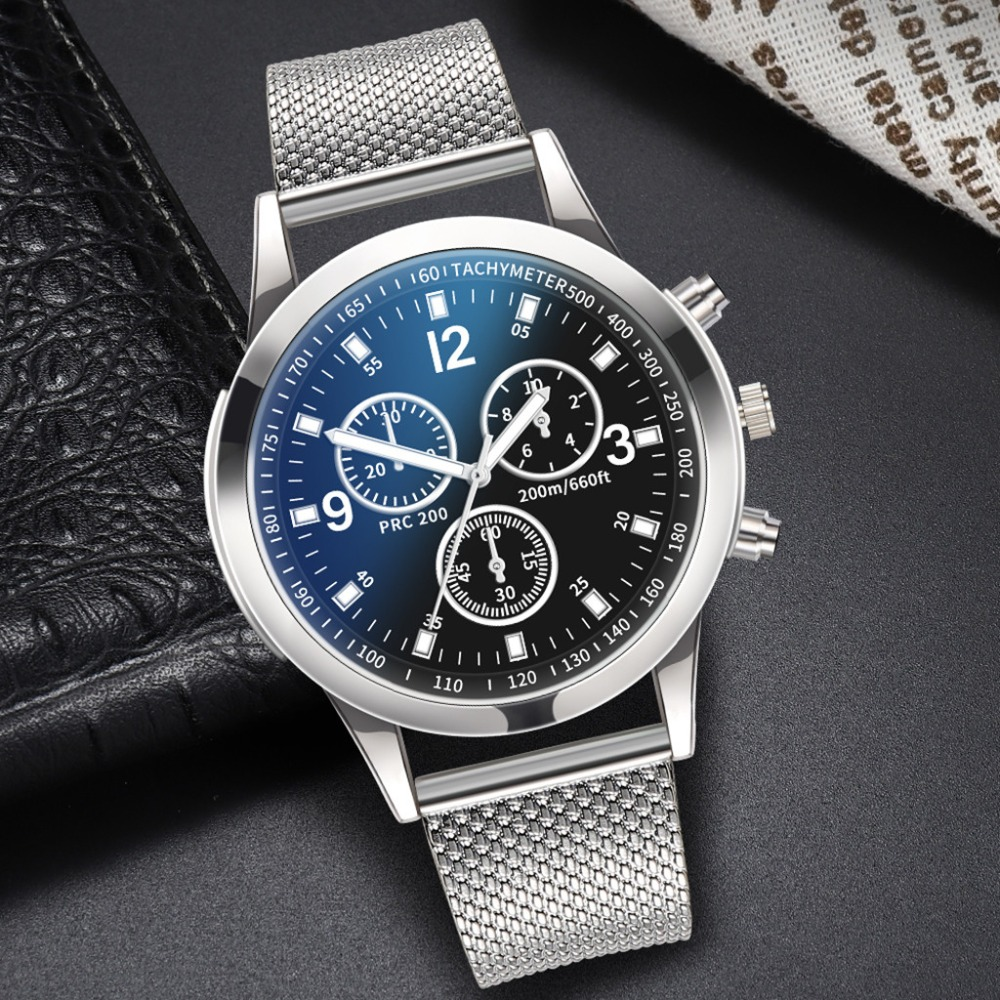 Man's Womens Quartz Analog Wrist Delicate Watch Clock Mens Watches Top Brand Business Watches  Masculino 3