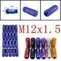 Lot20 EE apoyo Para HONDA CIVIC ACCORD ACURA JDM D1 Spec Tuercas de las Ruedas M12 X1.5MM W8 Seis Colores Venta XY01