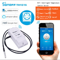 Itead Sonoff TH 10A/16A Smart wifi Schalter Controller Mit Temperatur Wasserdicht Feuchtigkeit Monitor Smart Home Modul-in Heimautomatisierungsmodule aus Verbraucherelektronik bei