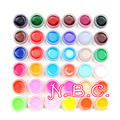 New Fashion 36 Pots Pure Colors Gel Nail Polish UV Nail Art DIY Decoration for Nail Manicure