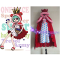 2016 ONE PIECE Sugar Cosplay Costume Custom Any Size cape with dress