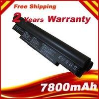 7800 mAh laptop batterie für Samsung NC10 NC20 ND10 N110 N120 N130 N135  AA-PB6NC6W  1588-3366  AA-PB8NC6B AA-PB8NC6M AA-PL8NC6W