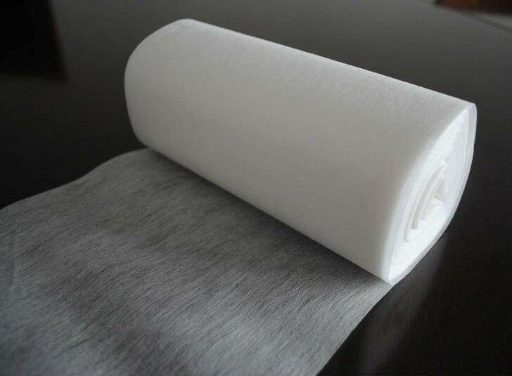 Bambou coton 100% fibre naturelle biodégradable VISCOSE jetable couche-culotte Liner 25 rouleau pour bébé couches couches couches couches