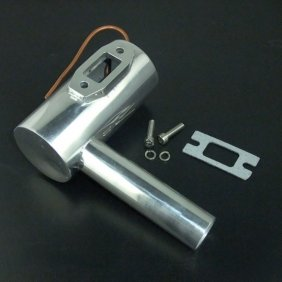 Smoking Exhaust Pipe for DLE50 DLE55 DA50 GP50R DL55 EME55 EME60 DLA56 DLA58 DJ80 DJ85 DL50