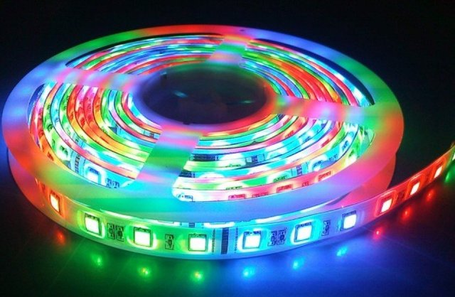 5050 RGB Chasing  led strip light, RGB Chasing Strip Light,30PCS 5050SMD RGB Chasing LED strip light,SMD LED RGB stip light,