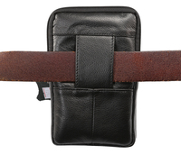 Holster Belt Clip Mobile Phone Genuine Leather Case Pouch For Xiaomi Redmi 4X/Note 4X/Note 4 (MediaTek)/4 Prime/4a/3x/3s Prime