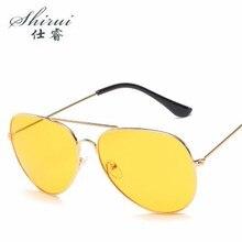 moda mujer 2018 Retro Oval Sunglasses Women Brand Designer Sun Glasses For Alloy Mirror female oculos de sol