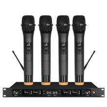 Wireless microphone professional outdoor stage wedding performance ktv karaoke dedicated microphone
