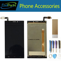 1PC Lot High Quality For Doogee F5 5 5 IncH LCD Screen Display Touch Screen Digitizer