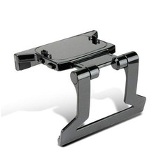 TV klip kelepçe dağı standı tutucu için Microsoft Xbox 360 Kinect sensörü Mini için ayarlanabilir destek hareket sensörleri