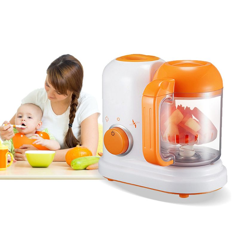 All in One Baby Food Processor Toddler Food Supplements Machine Steam Vapor Stir Cook Blender DIY Electric Heating Healthy MakerAll in One Baby Food Processor Toddler Food Supplements Machine Steam Vapor Stir Cook Blender DIY Electric Heating Healthy Maker