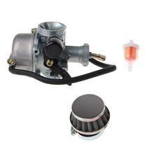 PZ19 Carburetor with Air Filter for Chinese 50cc 70cc 90cc 110cc 125cc ATV Scooter Dirt Bike Group-101