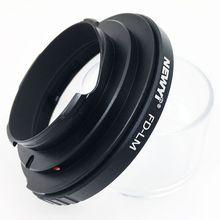 Адаптер NEWYI FD LM для объектива Canon FD для камеры Leica LM с LM EA7 TECHART