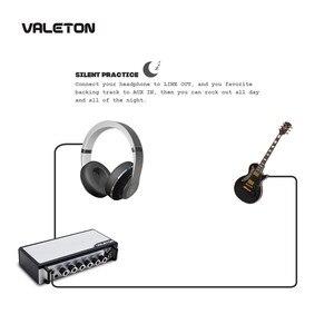 Image 5 - Wzmacniacz gitarowy Valeton z pogłosem zniekształcenia Overdrive asfaltowy TAR 20G pedał platforma wzmacniacz głowy z CAB SIM