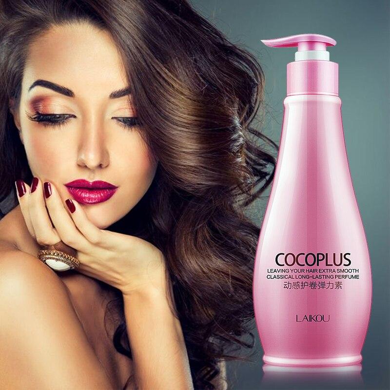 LAIKOU Fragrance SPA Moisturizing Retaining Protect Curls Lasting Stereotypes Hair Styling Curls Dedicated Elastin Element Elast