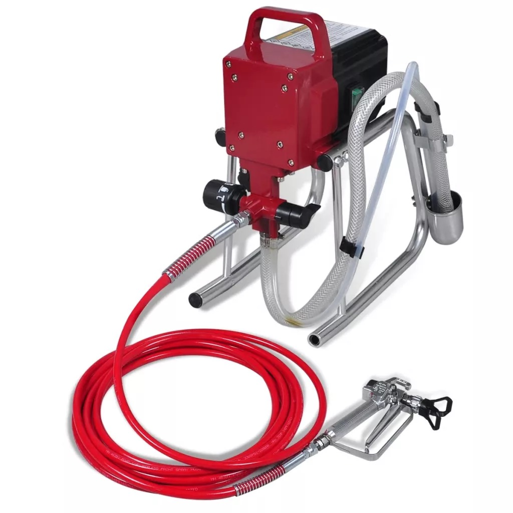 230 V 700 W Airless Paint Sprayer With An Electronic Management Module Spraying Machine Airless Spray Gun Electric Paint Sprayer