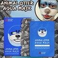 Corea Del sur actúa como comprando animales máscara reposición de agua sello húmedo blanqueamiento máscara facial S070