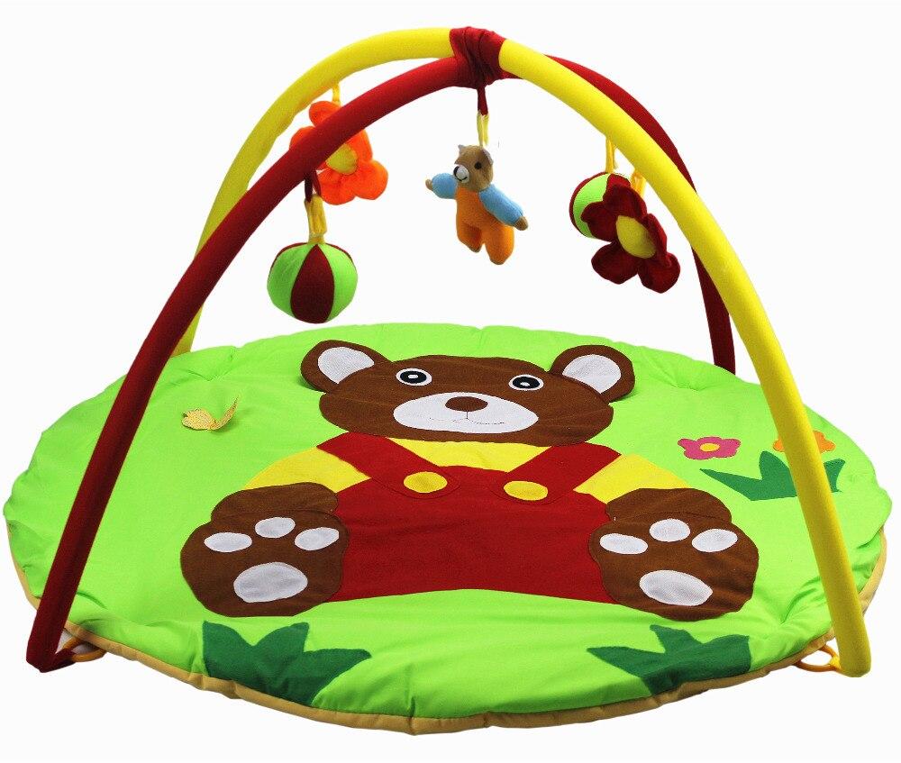 nexace Baby Crawling Mats Game Toys 0-12 Soft Floor Rug