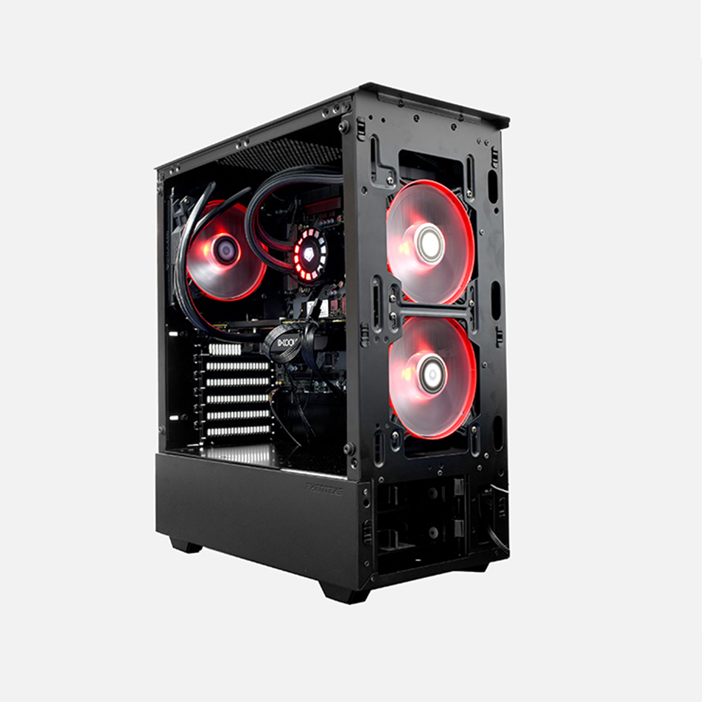 For Gaming VGA Card,+LED Lighting,Nvidia & ATI Laptop New ID-COOLING 120mm AIO Water Cooler