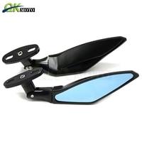 Motorcycles Accessories Rearview Mirror Carbon Fiber Side Mirror For Husqvanrna SM450R SMR 450 TE510 Honda CBR600RR SUZUKI ktm
