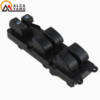 Malcayang 84820 05100 New Power Window Switch For Toyota Avensis 8482005100 84802 05210 Driver Side Window Control Switch