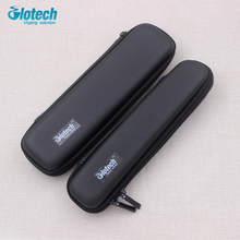 Glotech 5pcs/lot Electronic cigarette Zipper bag Carry Case bag suit for CE4 Ego EVOD E Cigarette Single Kit 2 size available