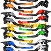 Folding Extendable Brake Clutch Levers For Ducati PAUL SMART LE 2006 CNC 8 Colors Motorcycle Accessories