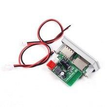 Mini bluetooth mp3 декодирования доска 12 В/24 В/36 В одноканальный 3 Вт Мощность Усилители домашние для TF/U диск