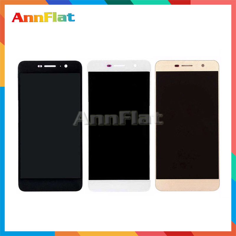 high quality 5.0'' For <font><b>Huawei</b></font> Y6Pro <font><b>TIT</b></font>-U02 <font><b>Y6</b></font> <font><b>Pro</b></font> <font><b>TIT</b></font>-<font><b>AL00</b></font> <font><b>LCD</b></font> Display Screen With Touch Screen Digitizer Assembly image