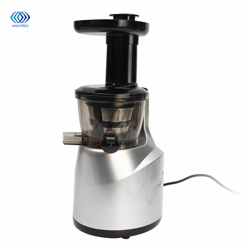 Household Multifunctional Juice Machine High Grade Juicer Electric Low Speed Fruit Juice And Vegetable Extractor Keep Health bear 220 v hand held electric blender multifunctional household grinding meat mincing juicer machine
