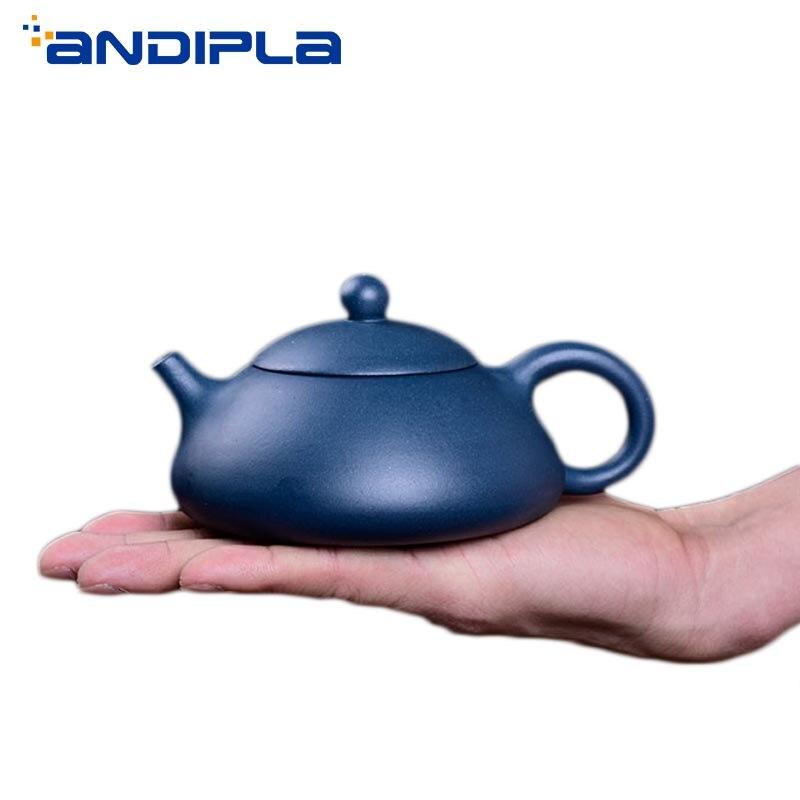 180cc authentique Yixing théière pierre Scoop Dong Po Shipiao pot Xi Shi thé Pot maître fait à la main santé pourpre argile Kung Fu thé ensemble