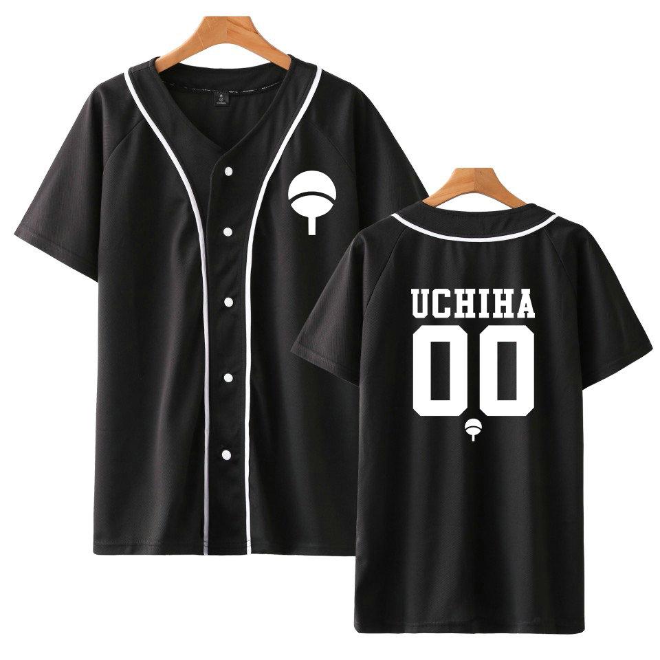Naruto Boruto baseball t hemd männer/frauen/kinder uchiha itachi uzumaki sasuke kakashi gaara japan lustige t-shirt casual anime t-shirt