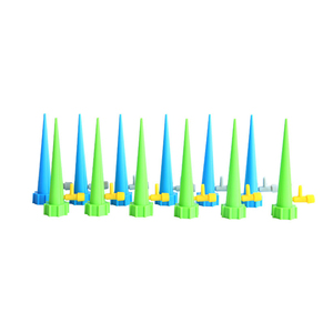 Image 5 - 12Pcs/lot Automatic Irrigation Tool Spikes Automatic Flower Plant Garden Supplies Useful Self Watering Device