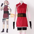 Naruto Movie The Last Haruno Sakura Women's Cosplay Costume