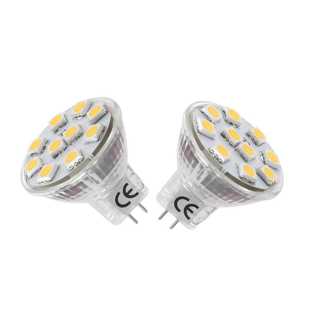 hrsod 2 mr11 gu4 0 led bulbs 20w halogen bulbs equivalent gu4 base 165lm 12v ac dc flood beam. Black Bedroom Furniture Sets. Home Design Ideas