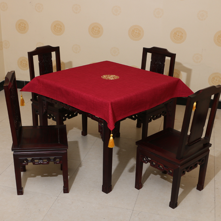 Popular Chinese Table Linens Buy Cheap Chinese Table  : Fine Embroidered Lucky font b Table b font Cloth Dining Protective Mats High End Luxury font from www.aliexpress.com size 750 x 750 jpeg 348kB