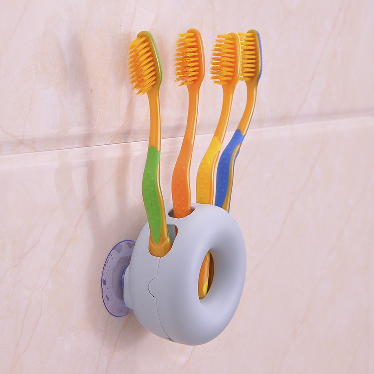 buy new creative ring wall hanging type toothbrush holder toilet lovely strong. Black Bedroom Furniture Sets. Home Design Ideas