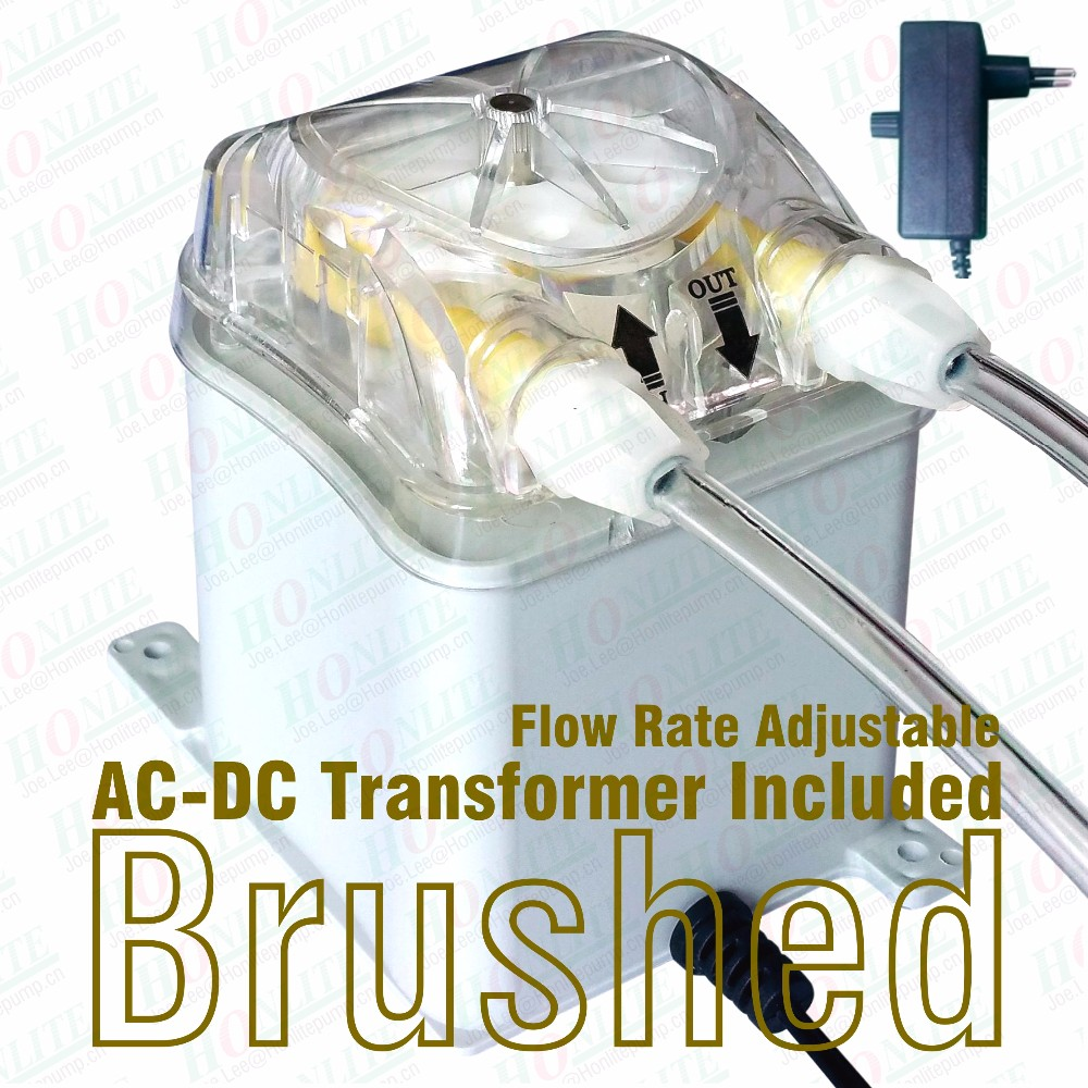 все цены на 60ml/min, 4 rollers Peristaltic Pump with 230V transformer, exchangeable pump head and FDA approved PharMed BPT Peristaltic Tube онлайн
