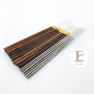 Nowy 3 sztuk moda z najwyższej półki sprzedaż konopi pozytywne, jak i negatywne z francuskim haftem szydełka lunéville Lesage wyślij samouczek wideo