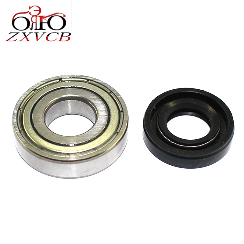 for honda <font><b>CRF450R</b></font> 2002-2008 CRF150R 2007-2018 CRF150RB <font><b>2016</b></font> Motorcycle water pump oil seal bearing repair kit image