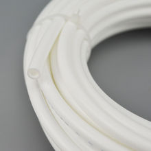 Hot Sale White Flexible Tube Hose Pipe For RO Water Filter System Aquarium PE Reverse Osmosis 1/4 inch 10m  SR022