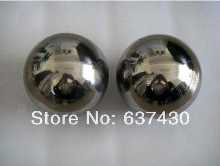 2pcs high precision G16 Dia 50 mm chrome Steel balls 50mm bearing ball for industry / equipment / test / detection / pipeline|g16|ball bearing swivel fishing|ball bearing lazy susan - title=