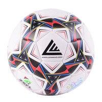 Ballon de football 3 Taille Football Formation Boules Notre Propre Usine Produits sont Meilleurs Prix Pour Gros Ballon De Football + GAZ Aiguille 1 PCS